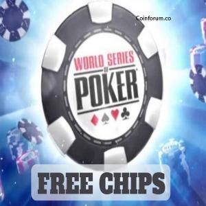 Wsop Free Chips & Code 2019- Unique Trick Mega Bonus Codes