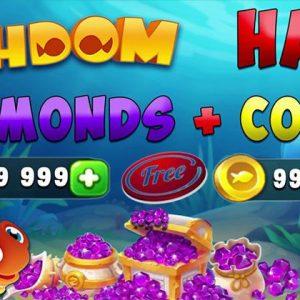 Fishdom Cheats & Codes Generator to Collect More Diamond