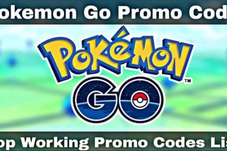 Pokemon Go Promo Code: Active Code for 2021